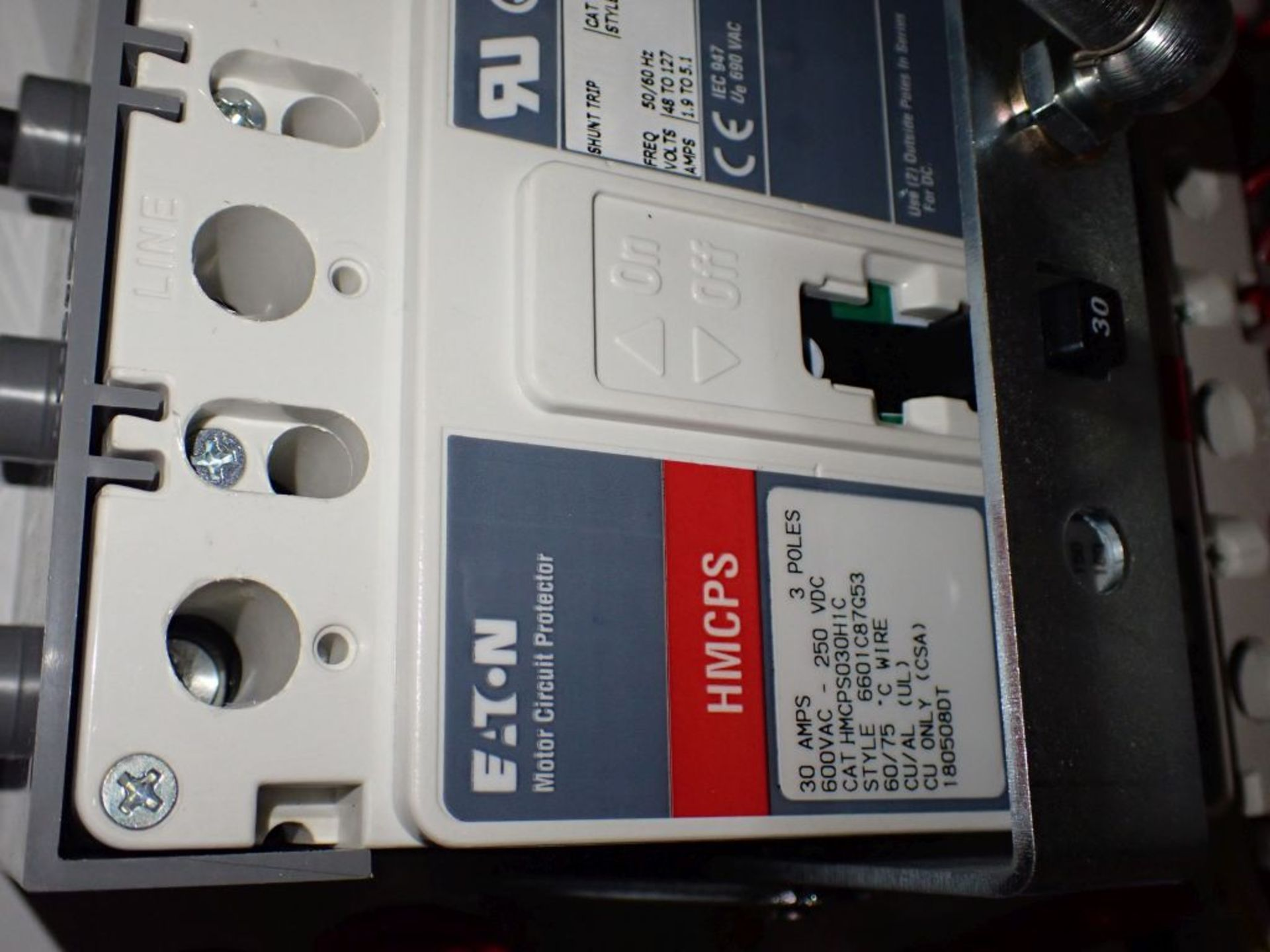 Eaton Freedom 2100 Series Motor Control Center | (11) F206-30A-10HP; (5) F206-15A-10HP; (1) SVX900- - Image 23 of 102
