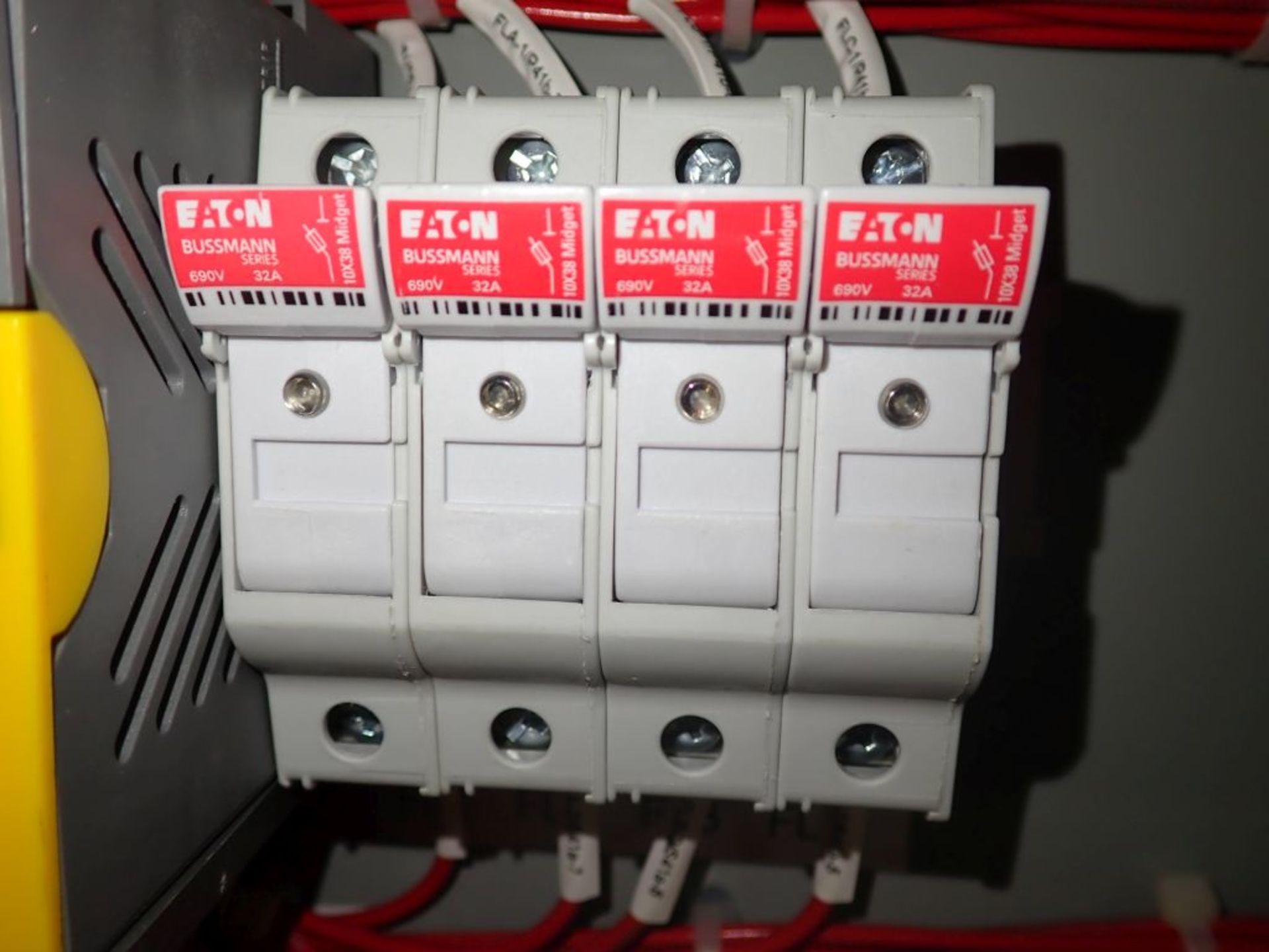 Eaton Transfer Switch | Cat No. ATV9MGB32500XSU; 480V; 3 PH; 2500A; (2) Eaton Magnum DS Circuit - Image 22 of 50
