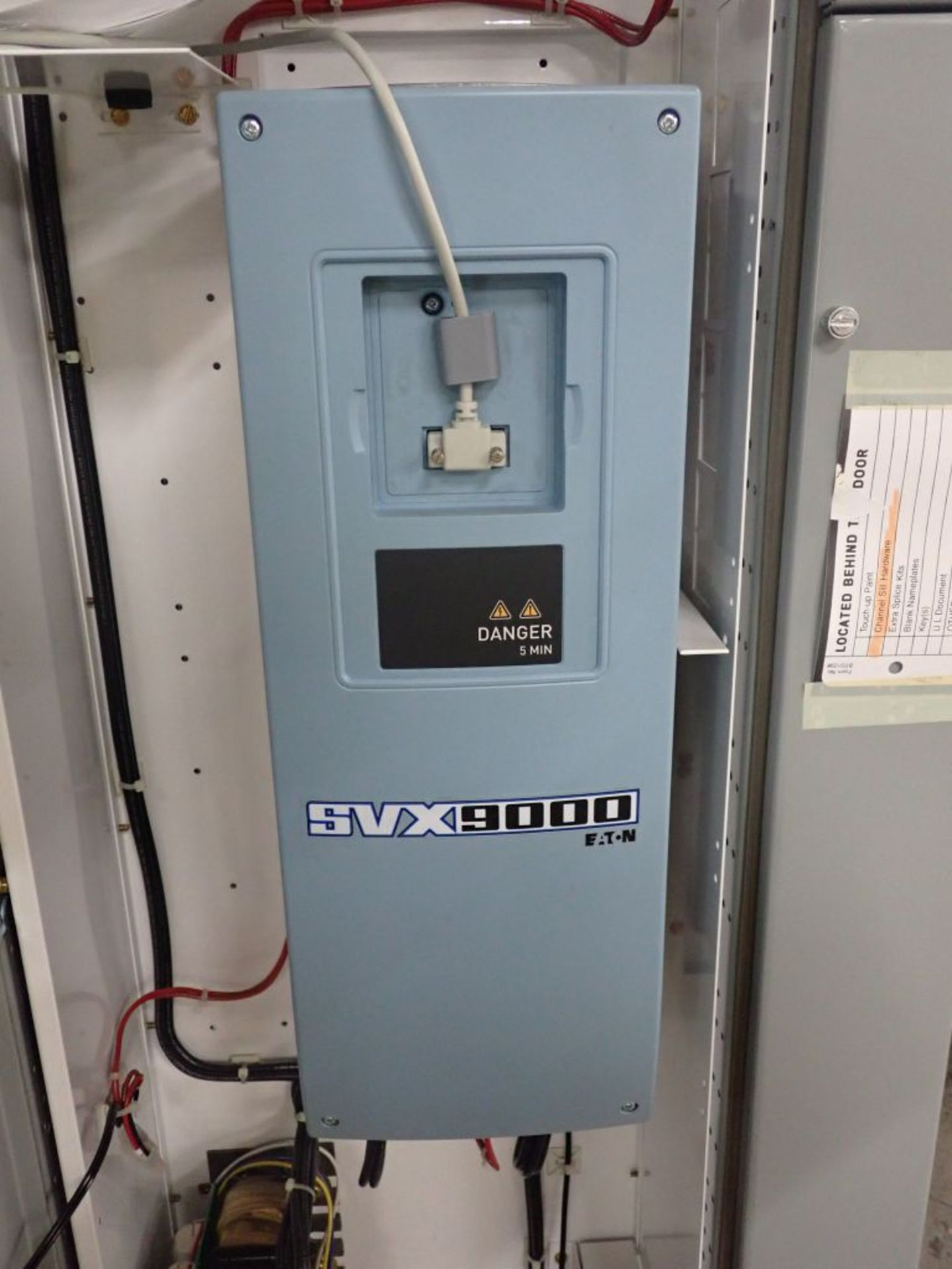 Eaton Freedom 2100 Series Motor Control Center   (2) F206-15A-10HP; (2) SVX900-50A, with Eaton AF - Image 39 of 48