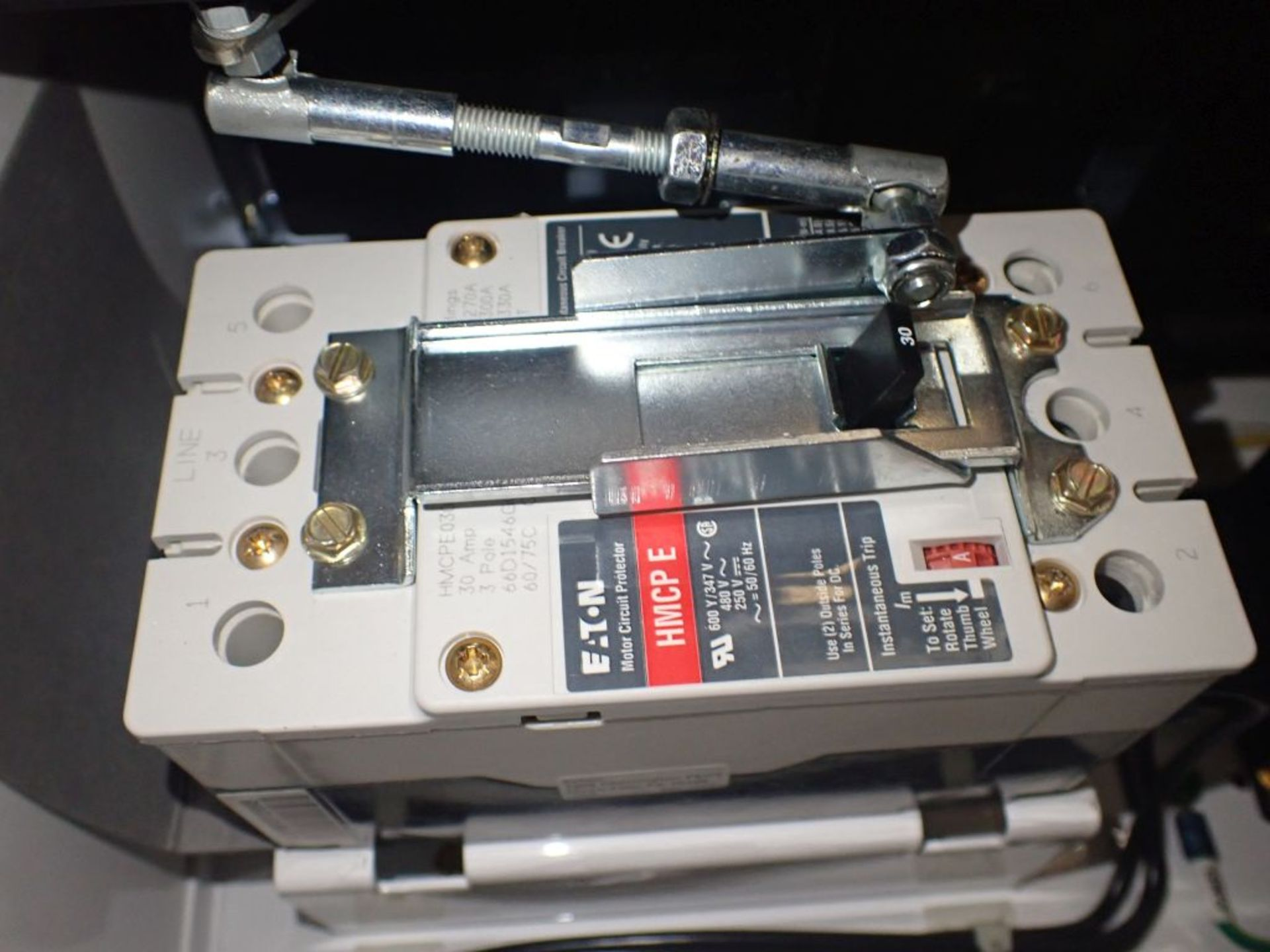 Eaton Freedom 2100 Series Motor Control Center | (2) F206-15A-10HP; (1) FDRB-250A; (1) FDRB-400A; ( - Image 35 of 104