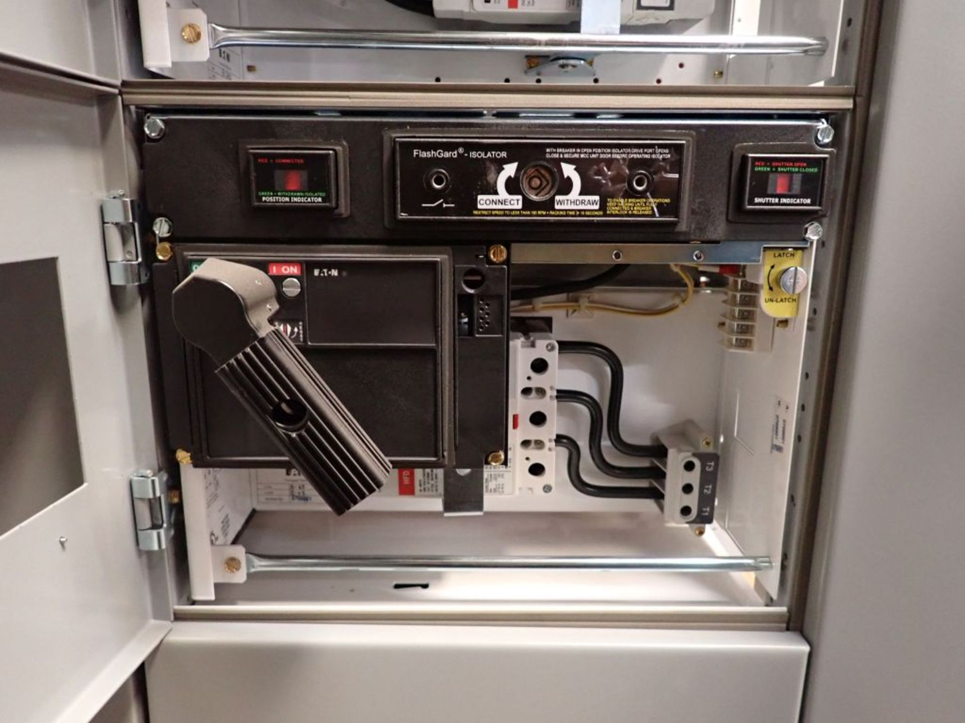 Eaton Freedom Flashgard Motor Control Center   (3) F216-15A-10HP; (1) FDRB-125A, with 150A - Image 55 of 57