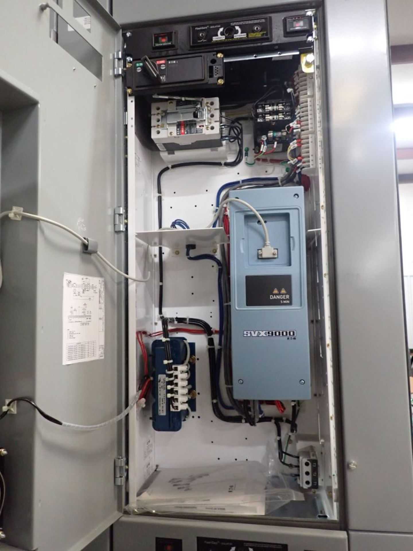 Eaton Freedom 2100 Series Motor Control Center | (2) F206-15A-10HP; (1) FDRB-250A; (1) FDRB-400A; ( - Image 30 of 104