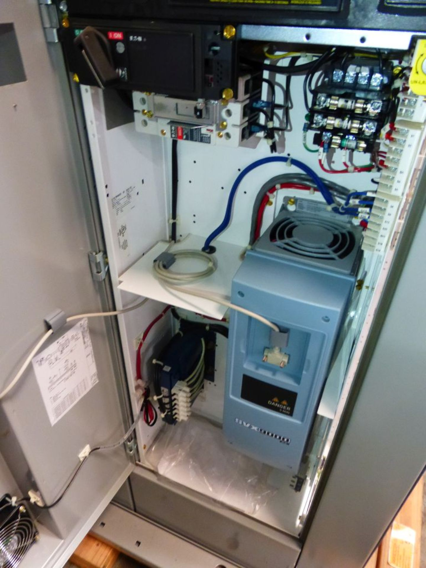 Eaton Freedom 2100 Series Motor Control Center | (2) F206-15A-10HP; (1) FDRB-250A; (1) FDRB-400A; ( - Image 103 of 104