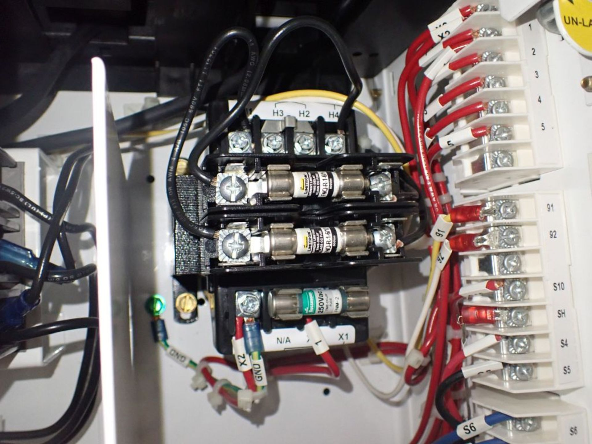 Eaton Freedom 2100 Series Motor Control Center   (4) SVX900-30A, with Eaton AF Drives, SVX9000, - Image 27 of 60