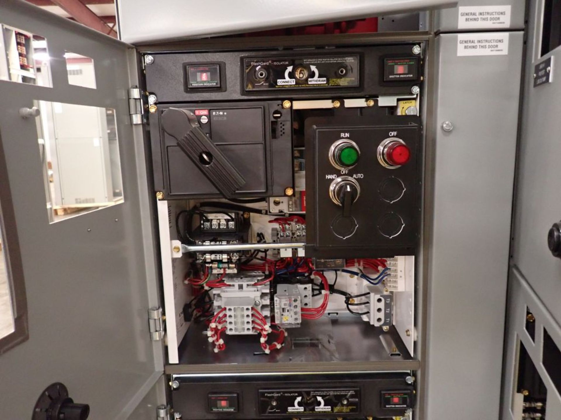 Eaton Freedom Series 2100 Motor Control Center   Never Installed; Includes:; (1) F206-30A; (1) - Image 23 of 64