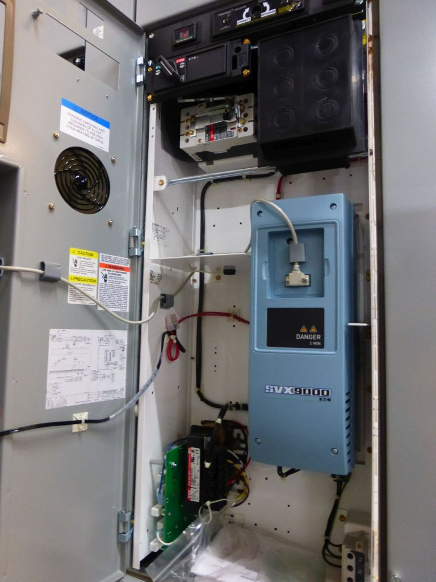 Eaton Freedom 2100 Series Motor Control Center | (2) F206-7A-10HP; (3) F206-15A-10HP; (1) FDRB-100A; - Image 84 of 87