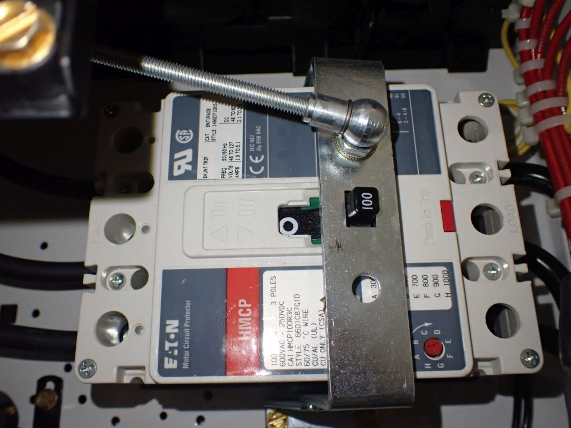 Eaton Freedom Series 2100 Motor Control Center   Never Installed; Includes:; (1) F206-30A; (1) - Image 56 of 64