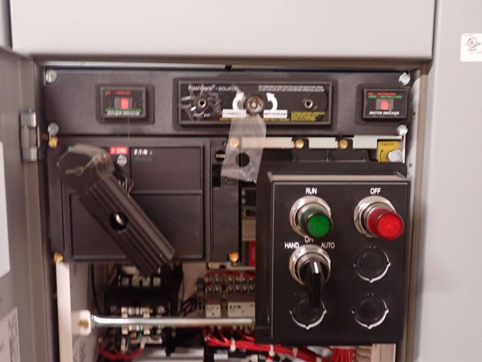 Eaton Freedom 2100 Series Motor Control Center | (11) F206-30A-10HP; (5) F206-15A-10HP; (1) SVX900- - Image 83 of 102