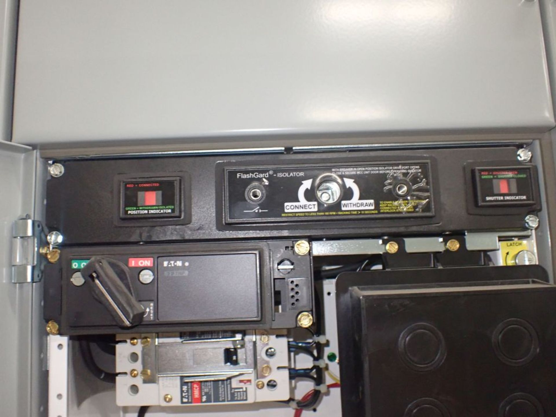 Eaton Freedom 2100 Series Motor Control Center | (2) F206-7A-10HP; (3) F206-15A-10HP; (1) FDRB-100A; - Image 32 of 87