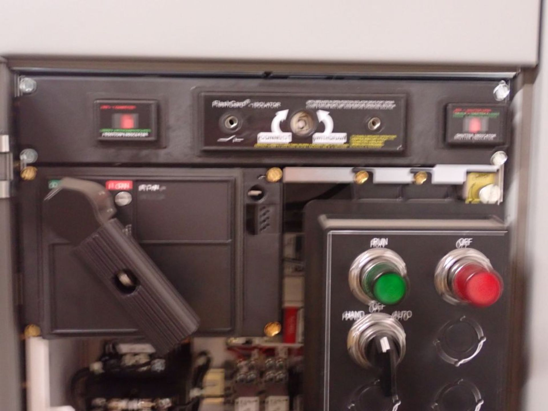 Eaton Freedom 2100 Series Motor Control Center | (11) F206-30A-10HP; (5) F206-15A-10HP; (1) SVX900- - Image 89 of 102