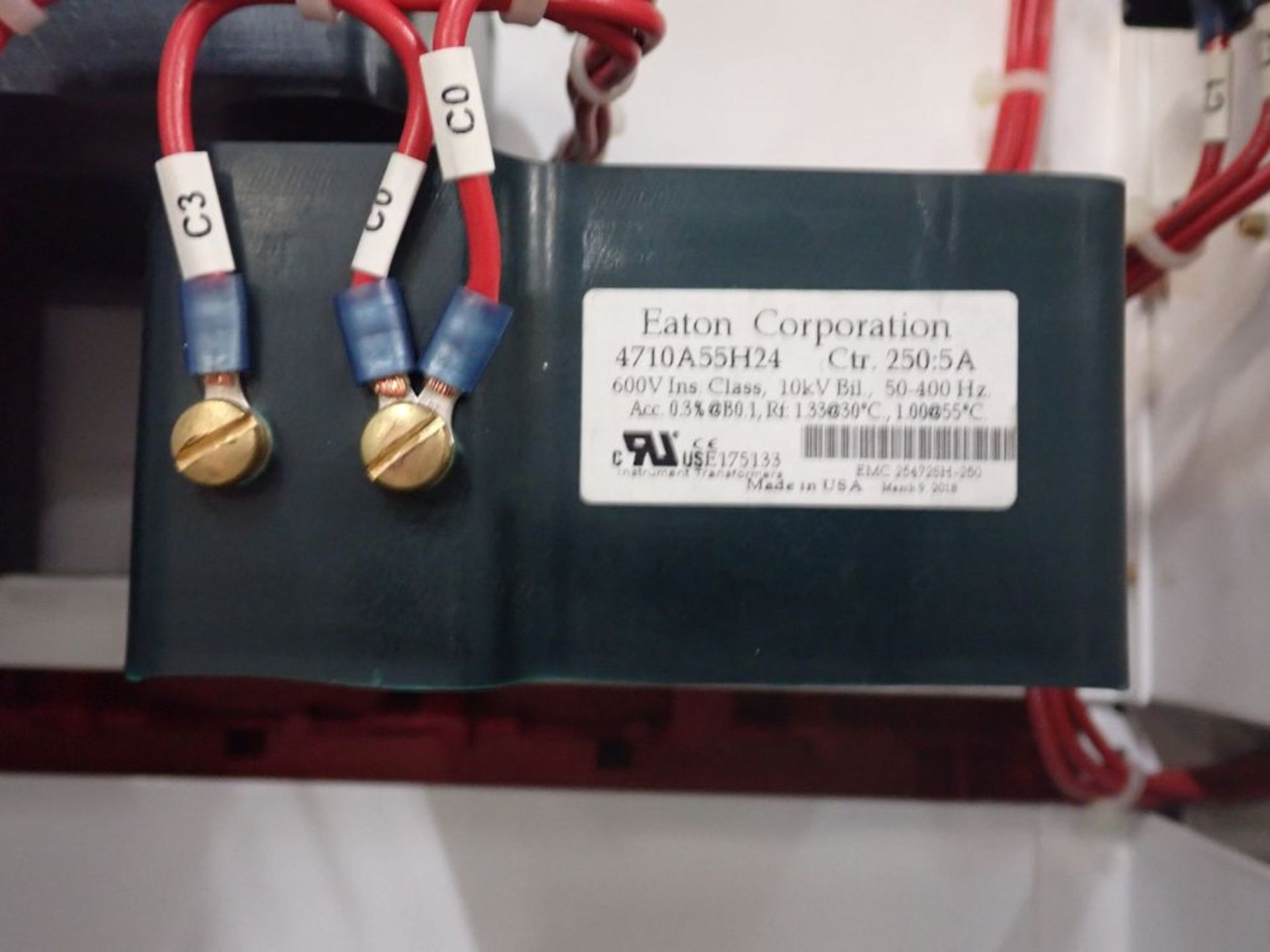 Eaton Freedom Flashgard Motor Control Center | SCR0753278, 480V; (1) INCB-250A, with 400A - Image 23 of 69