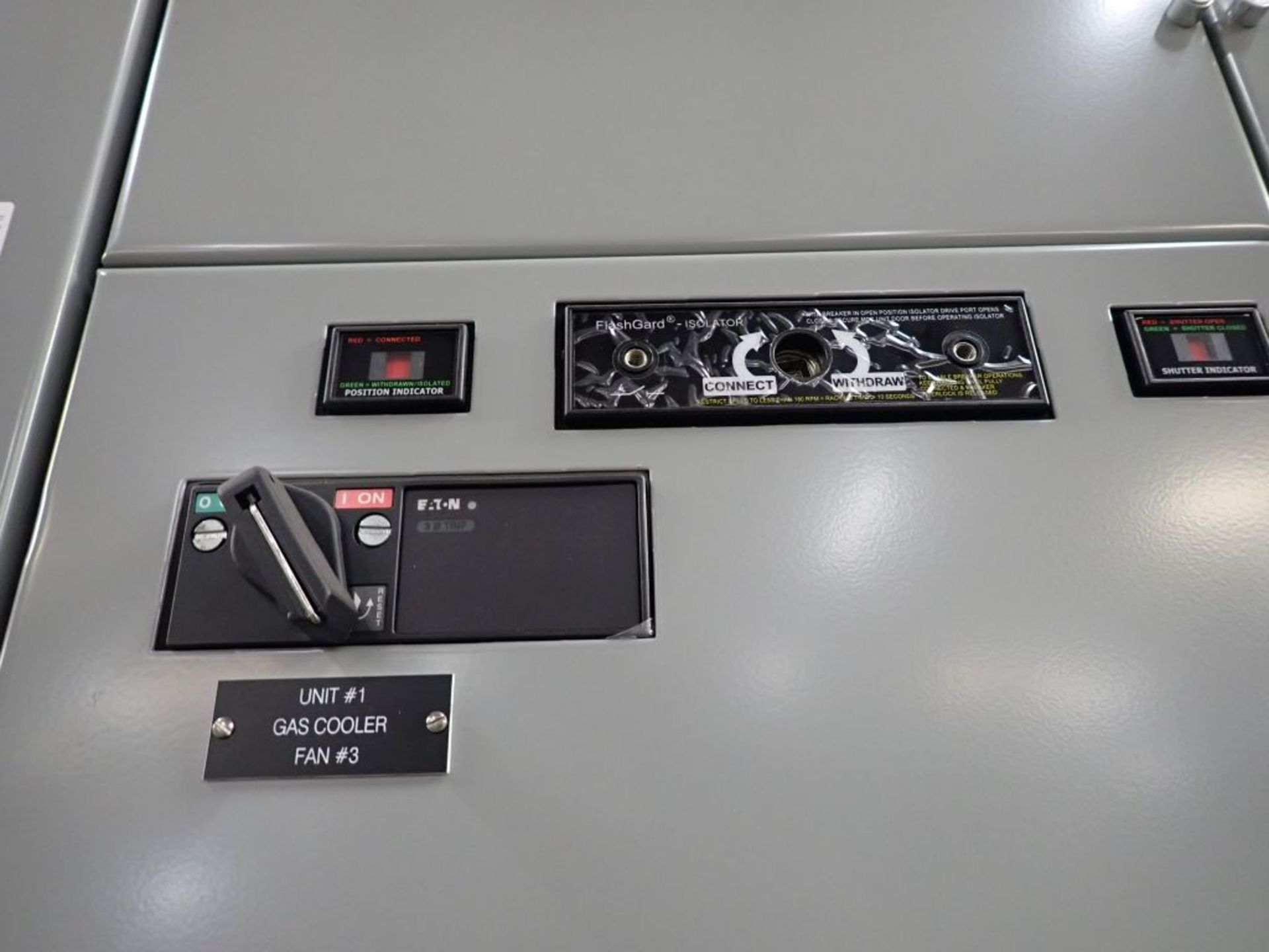Eaton Freedom 2100 Series Motor Control Center   (4) SVX900-30A, with Eaton AF Drives, SVX9000, - Image 16 of 60