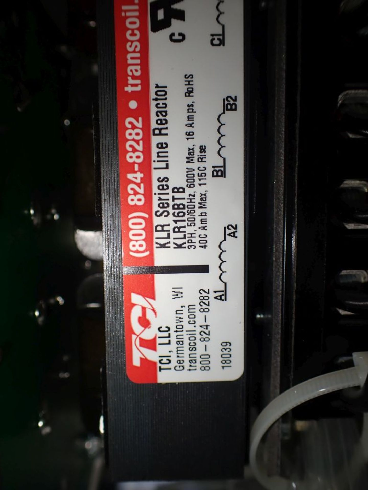 Eaton Freedom 2100 Series Motor Control Center | (2) F206-7A-10HP; (3) F206-15A-10HP; (1) FDRB-100A; - Image 30 of 87