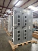 Eaton Freedom 2100 Series Motor Control Center | (4) SVX900-30A, with Eaton AF Drives, SVX9000,