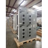 Eaton Freedom 2100 Series Motor Control Center   (4) SVX900-30A, with Eaton AF Drives, SVX9000,