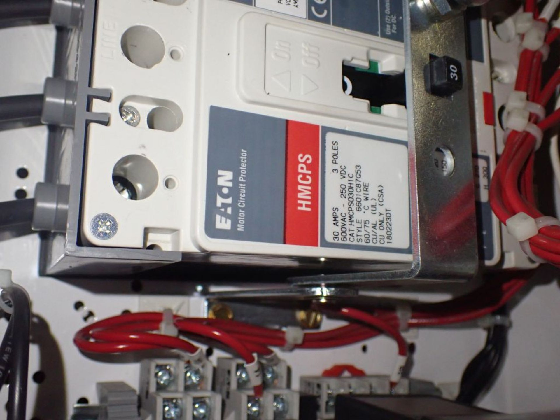 Eaton Freedom Flashgard Motor Control Center | SCR0753278, 480V; (1) INCB-250A, with 400A - Image 50 of 69