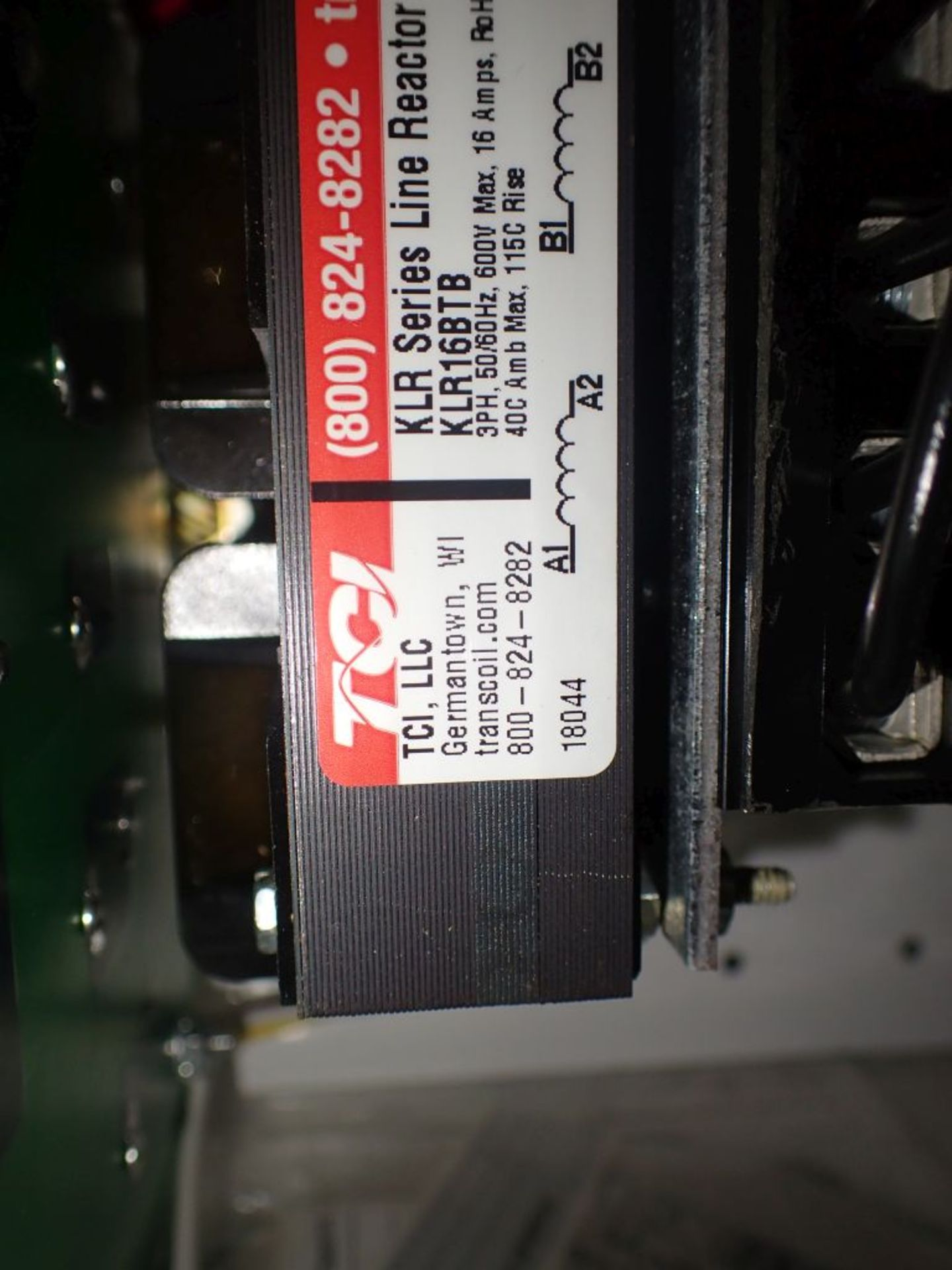 Eaton Freedom 2100 Series Motor Control Center | (2) F206-7A-10HP; (3) F206-15A-10HP; (1) FDRB-100A; - Image 40 of 87