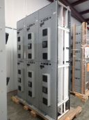 Eaton Freedom 2100 Series Motor Control Center | (2) F206-15A-10HP; (1) FDRB-250A; (1) FDRB-400A; (