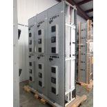 Eaton Freedom 2100 Series Motor Control Center   (2) F206-15A-10HP; (1) FDRB-250A; (1) FDRB-400A; (