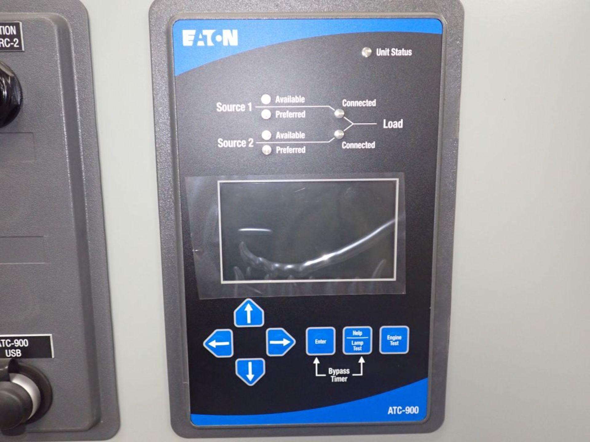Eaton Transfer Switch | Cat No. ATV9MGB32500XSU; 480V; 3 PH; 2500A; (2) Eaton Magnum DS Circuit - Image 43 of 50