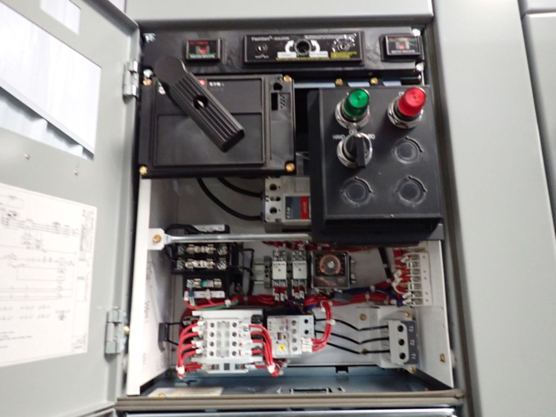 Eaton Freedom 2100 Series Motor Control Center | (11) F206-30A-10HP; (5) F206-15A-10HP; (1) SVX900- - Image 10 of 102
