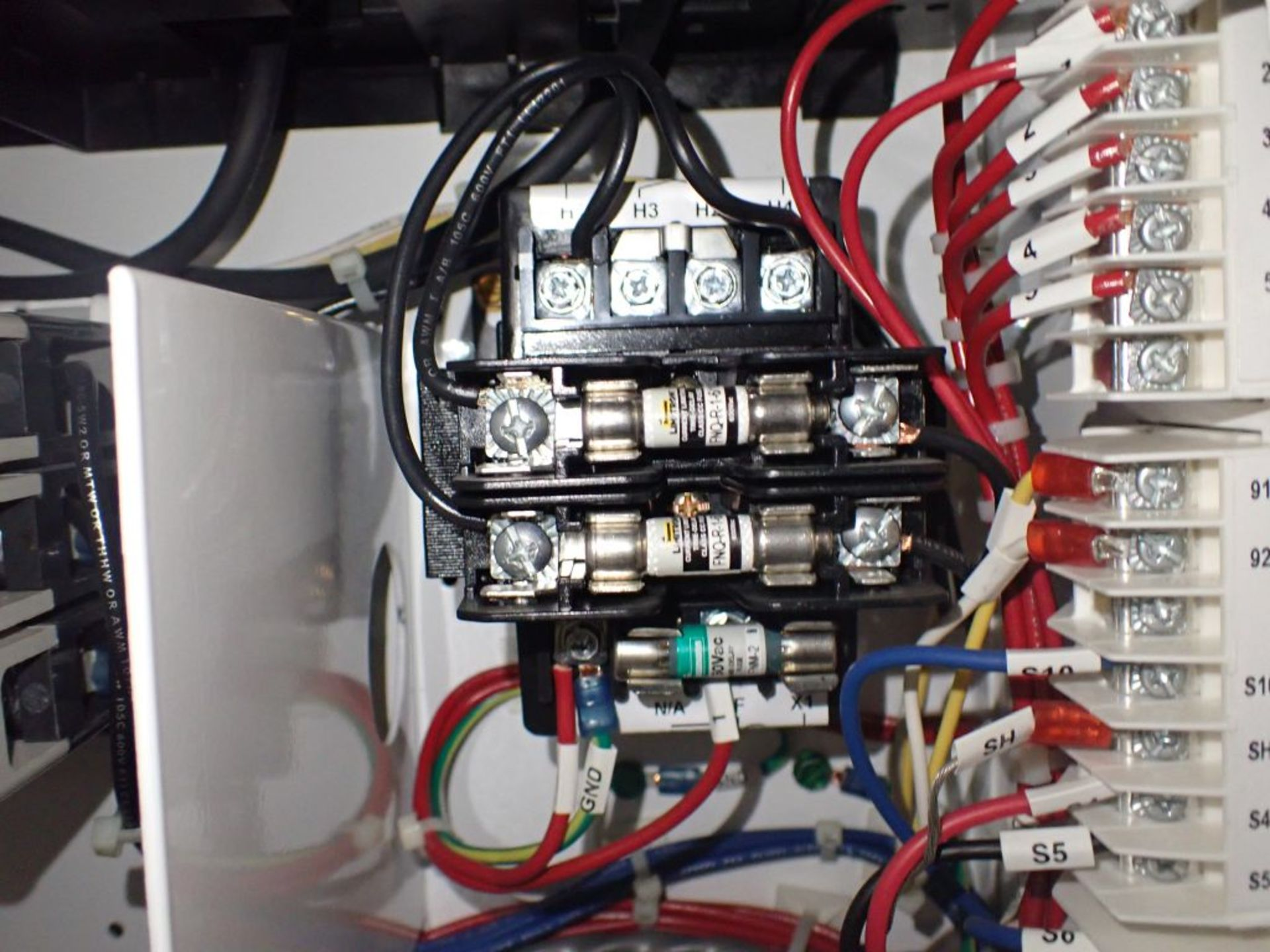 Eaton Freedom 2100 Series Motor Control Center   (4) SVX900-30A, with Eaton AF Drives, SVX9000, - Image 35 of 60