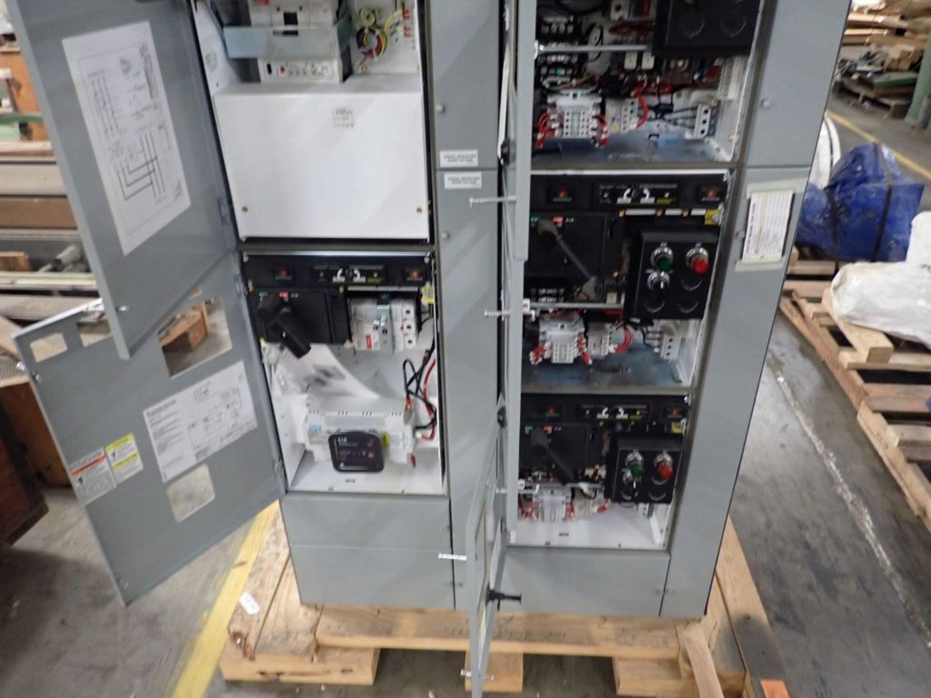 Eaton Freedom Flashgard Motor Control Center | SCR0753278, 480V; (1) INCB-250A, with 400A - Image 19 of 69