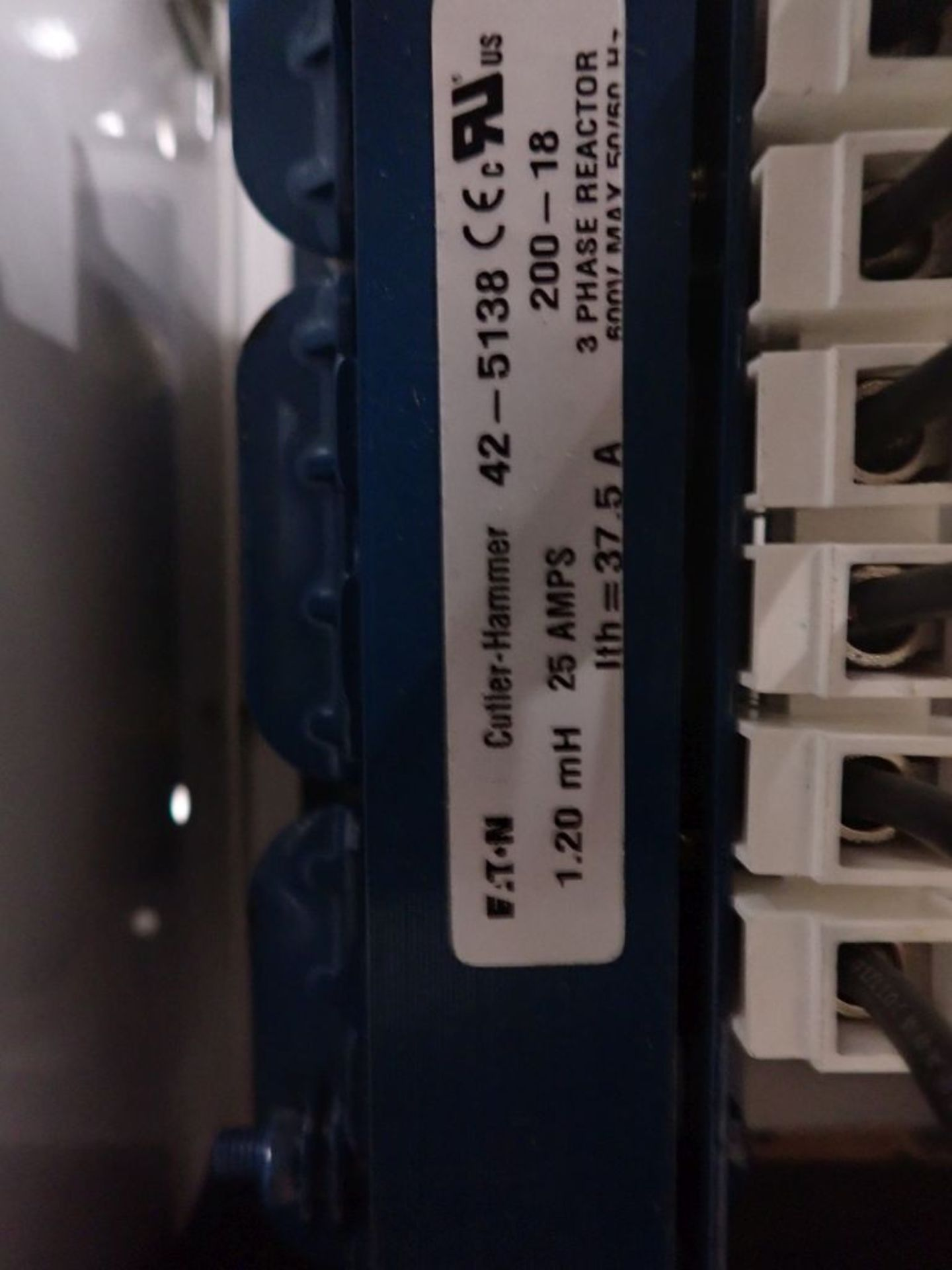 Eaton Freedom 2100 Series Motor Control Center   (4) SVX900-30A, with Eaton AF Drives, SVX9000, - Image 24 of 60