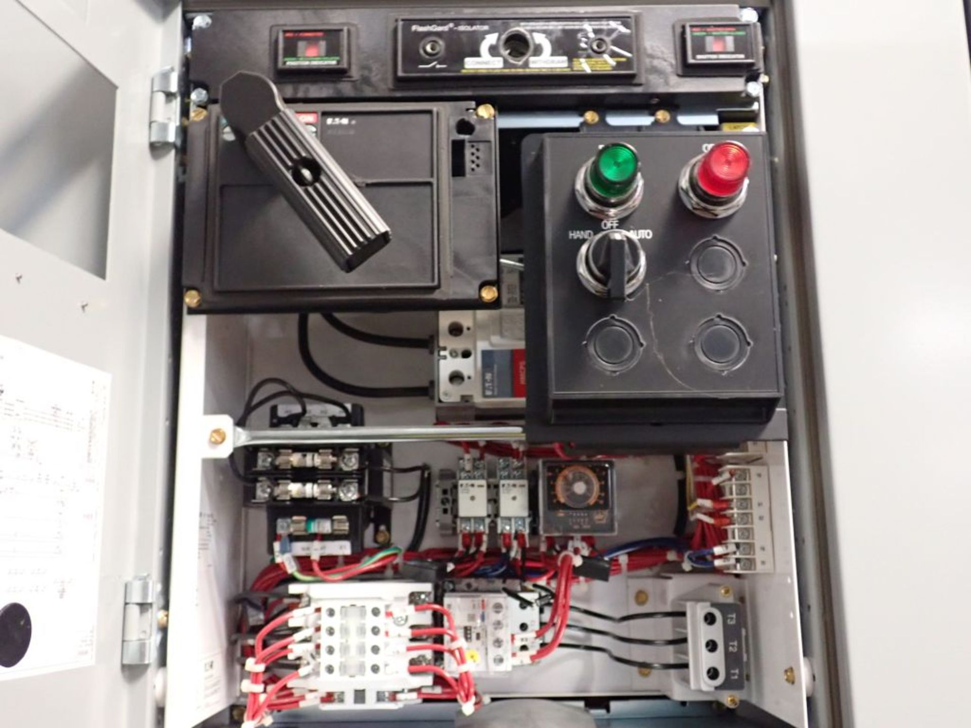 Eaton Freedom 2100 Series Motor Control Center | (11) F206-30A-10HP; (5) F206-15A-10HP; (1) SVX900- - Image 26 of 102