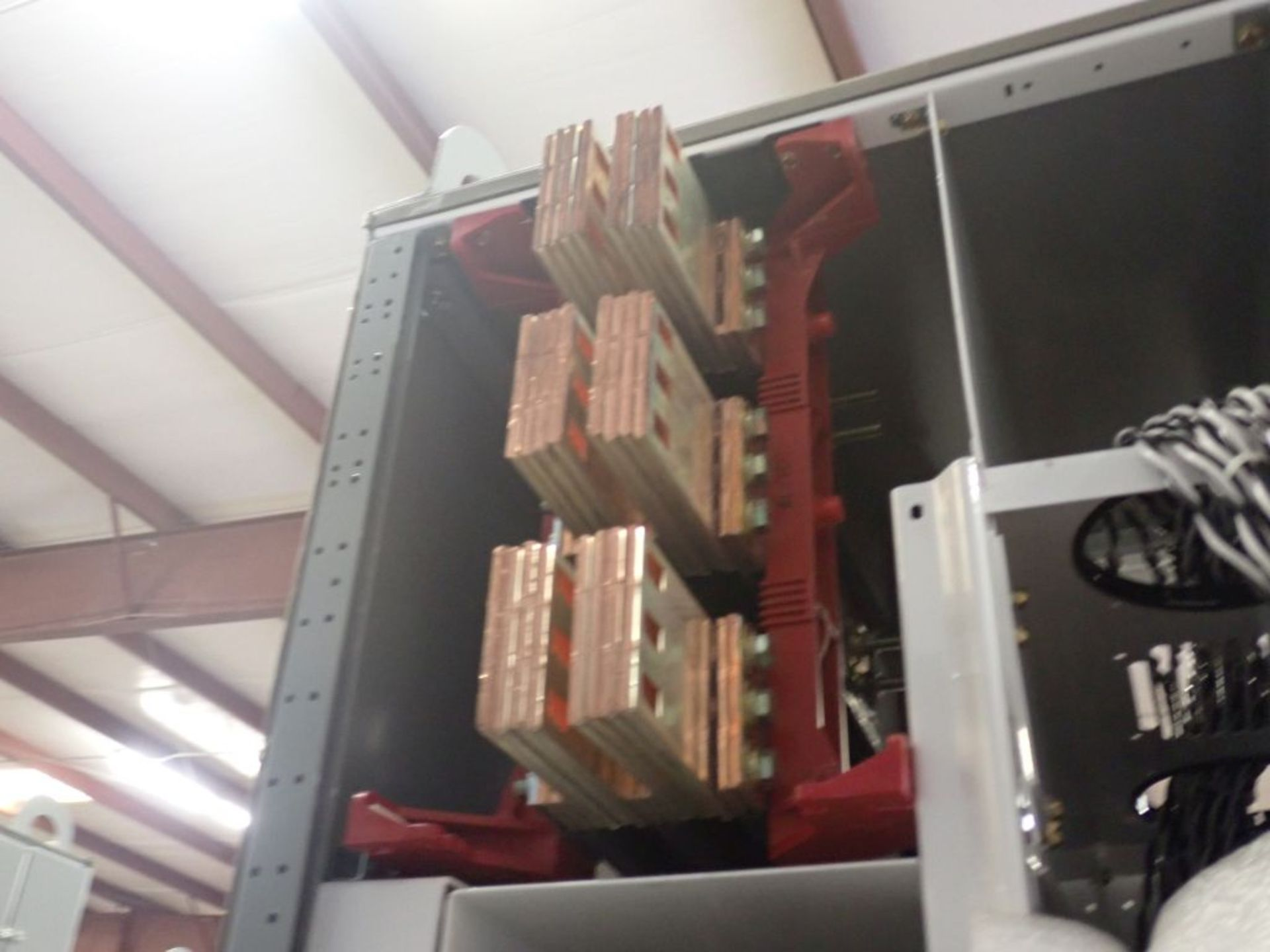 Eaton Freedom Flashgard Motor Control Center   Never Installed; Includes:; (1) RLYPNL - Image 10 of 16