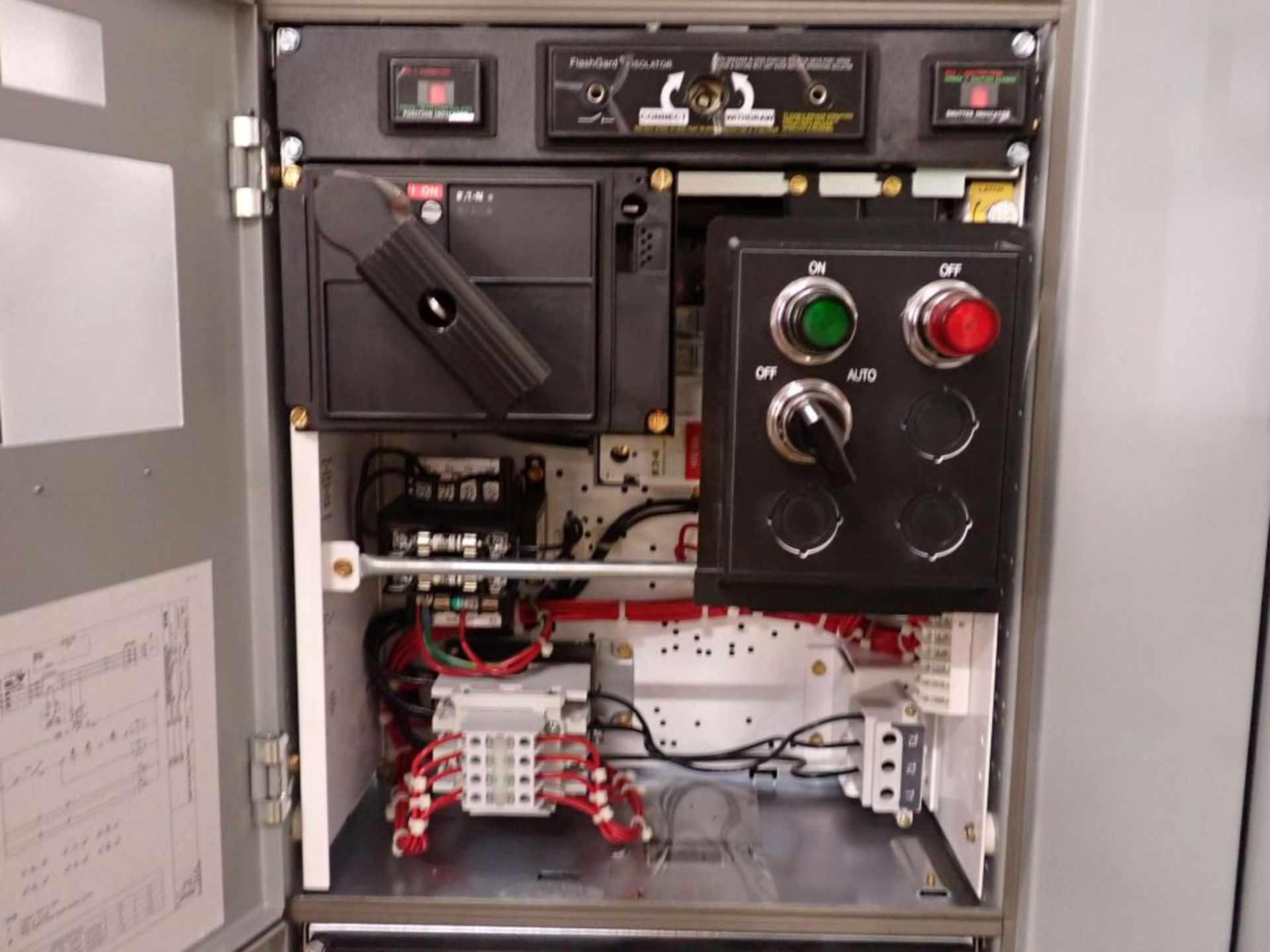 Eaton Freedom Series 2100 Motor Control Center   Never Installed; Includes:; (1) F206-30A; (1) - Image 36 of 64