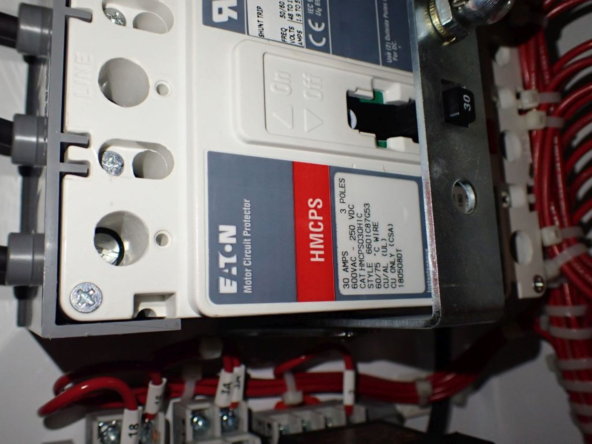 Eaton Freedom 2100 Series Motor Control Center | (11) F206-30A-10HP; (5) F206-15A-10HP; (1) SVX900- - Image 18 of 102