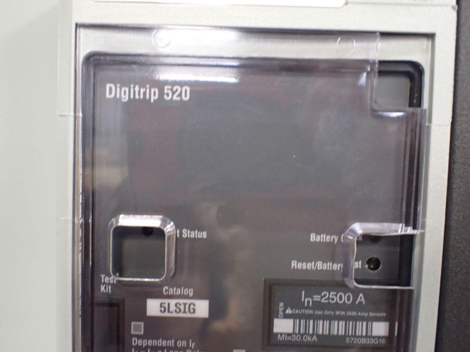 Eaton Transfer Switch | Cat No. ATV9MGB32500XSU; 480V; 3 PH; 2500A; (2) Eaton Magnum DS Circuit - Image 12 of 50