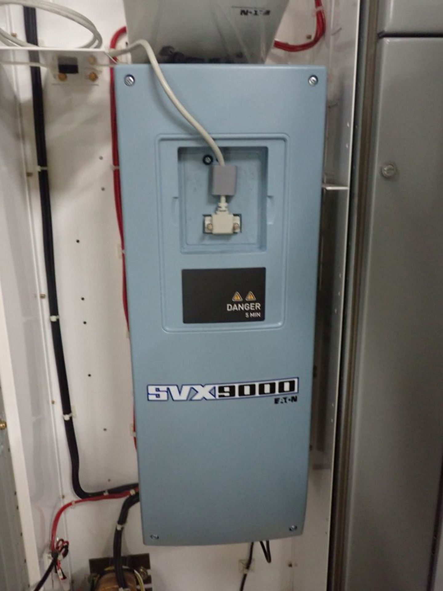Eaton Freedom 2100 Series Motor Control Center   (2) F206-15A-10HP; (2) SVX900-50A, with Eaton AF - Image 22 of 48