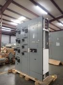 Eaton Freedom Series 2100 Motor Control Center | (5) F206-15A-10HP; (3) FDRB-50A; (1) XMFR-50A; (