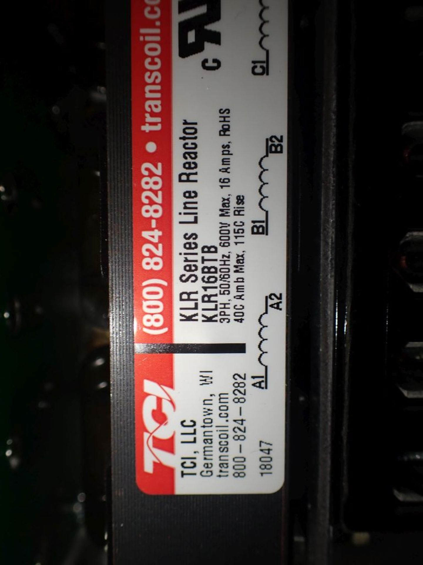 Eaton Freedom 2100 Series Motor Control Center | (2) F206-7A-10HP; (3) F206-15A-10HP; (1) FDRB-100A; - Image 23 of 87