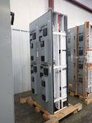 Eaton Freedom 2100 Series Motor Control Center | (2) F206-7A-10HP; (3) F206-15A-10HP; (1) FDRB-100A;