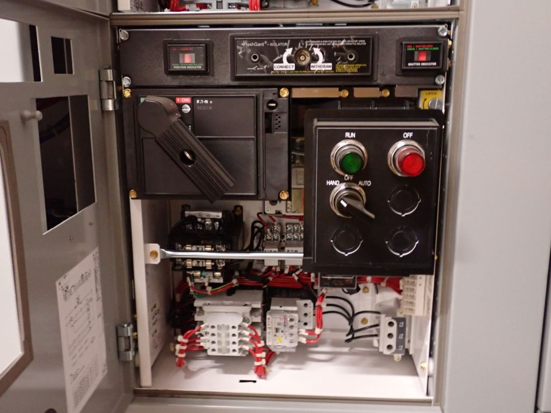 Eaton Freedom 2100 Series Motor Control Center | (11) F206-30A-10HP; (5) F206-15A-10HP; (1) SVX900- - Image 72 of 102