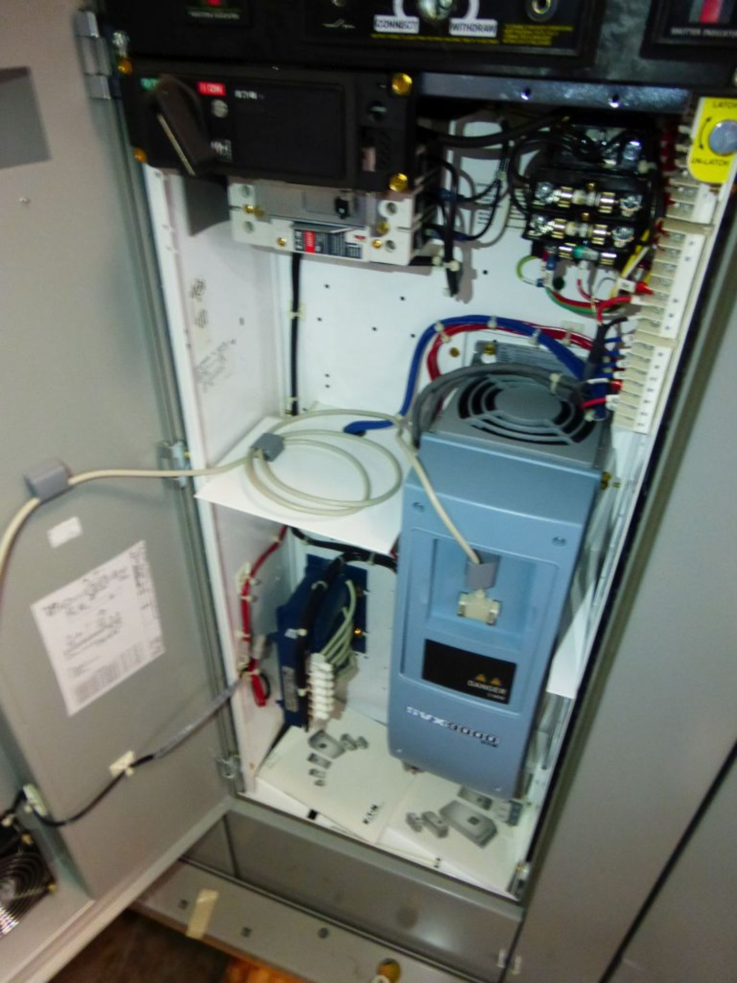 Eaton Freedom 2100 Series Motor Control Center | (2) F206-15A-10HP; (1) FDRB-250A; (1) FDRB-400A; ( - Image 99 of 104