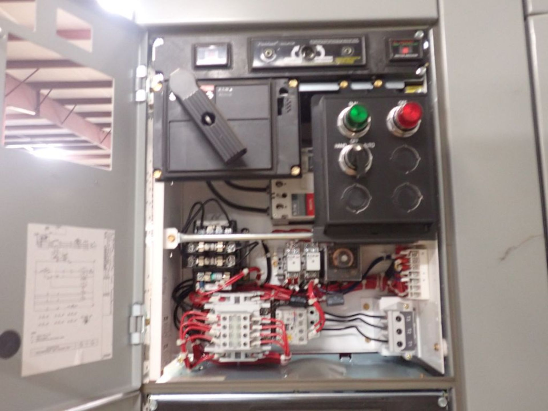 Eaton Freedom 2100 Series Motor Control Center | (2) F206-15A-10HP; (1) FDRB-250A; (1) FDRB-400A; ( - Image 44 of 104