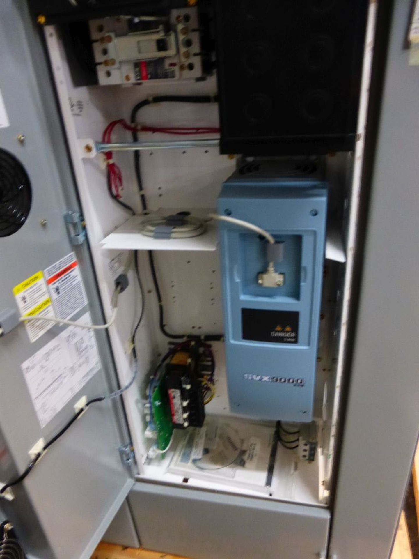 Eaton Freedom 2100 Series Motor Control Center | (2) F206-7A-10HP; (3) F206-15A-10HP; (1) FDRB-100A; - Image 86 of 87