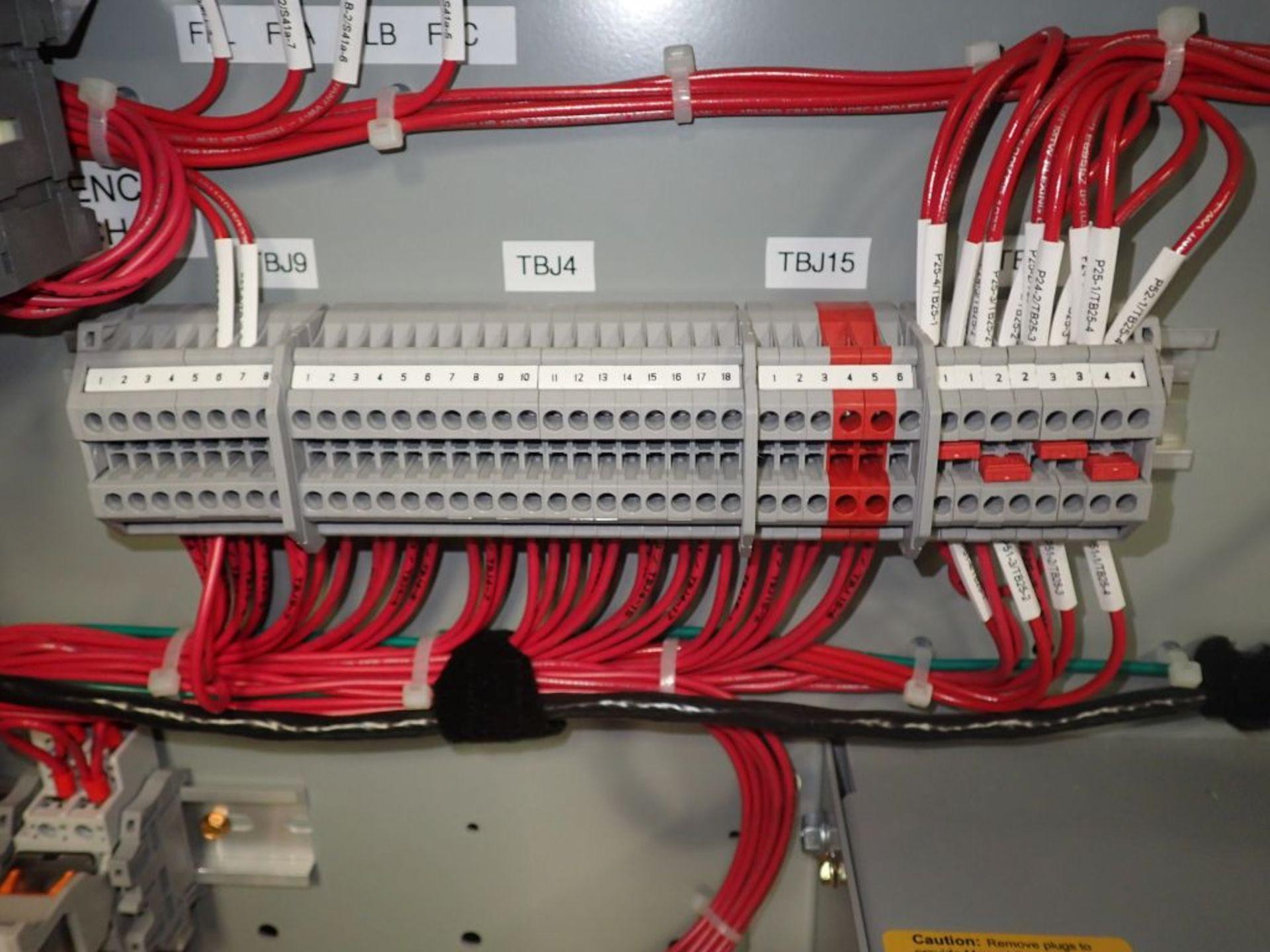 Eaton Transfer Switch | Cat No. ATV9MGB32500XSU; 480V; 3 PH; 2500A; (2) Eaton Magnum DS Circuit - Image 23 of 50