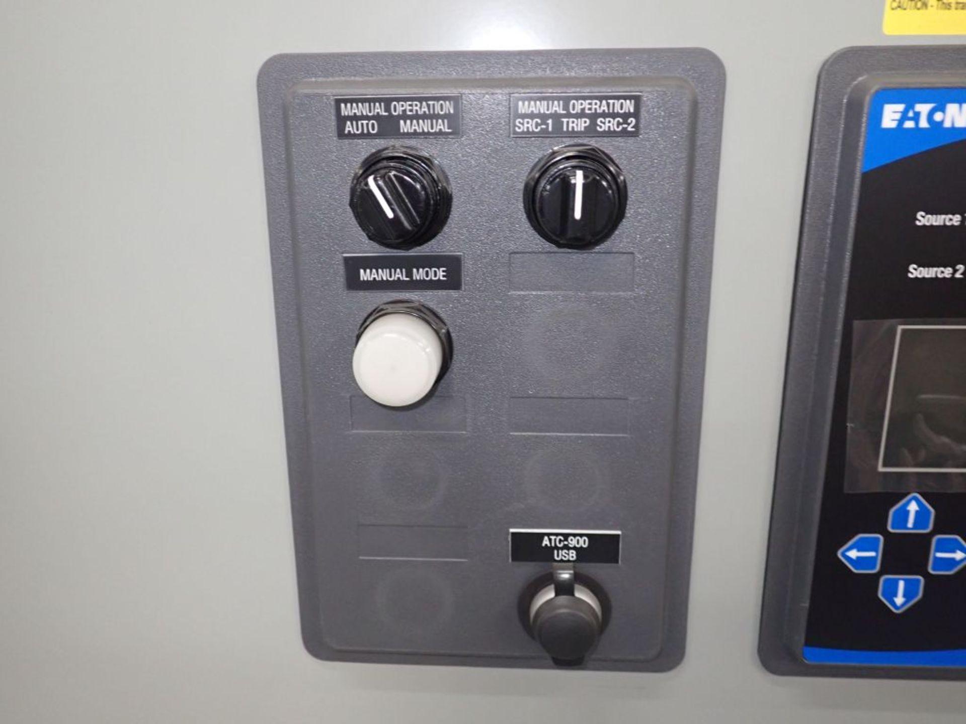 Eaton Transfer Switch | Cat No. ATV9MGB32500XSU; 480V; 3 PH; 2500A; (2) Eaton Magnum DS Circuit - Image 46 of 50