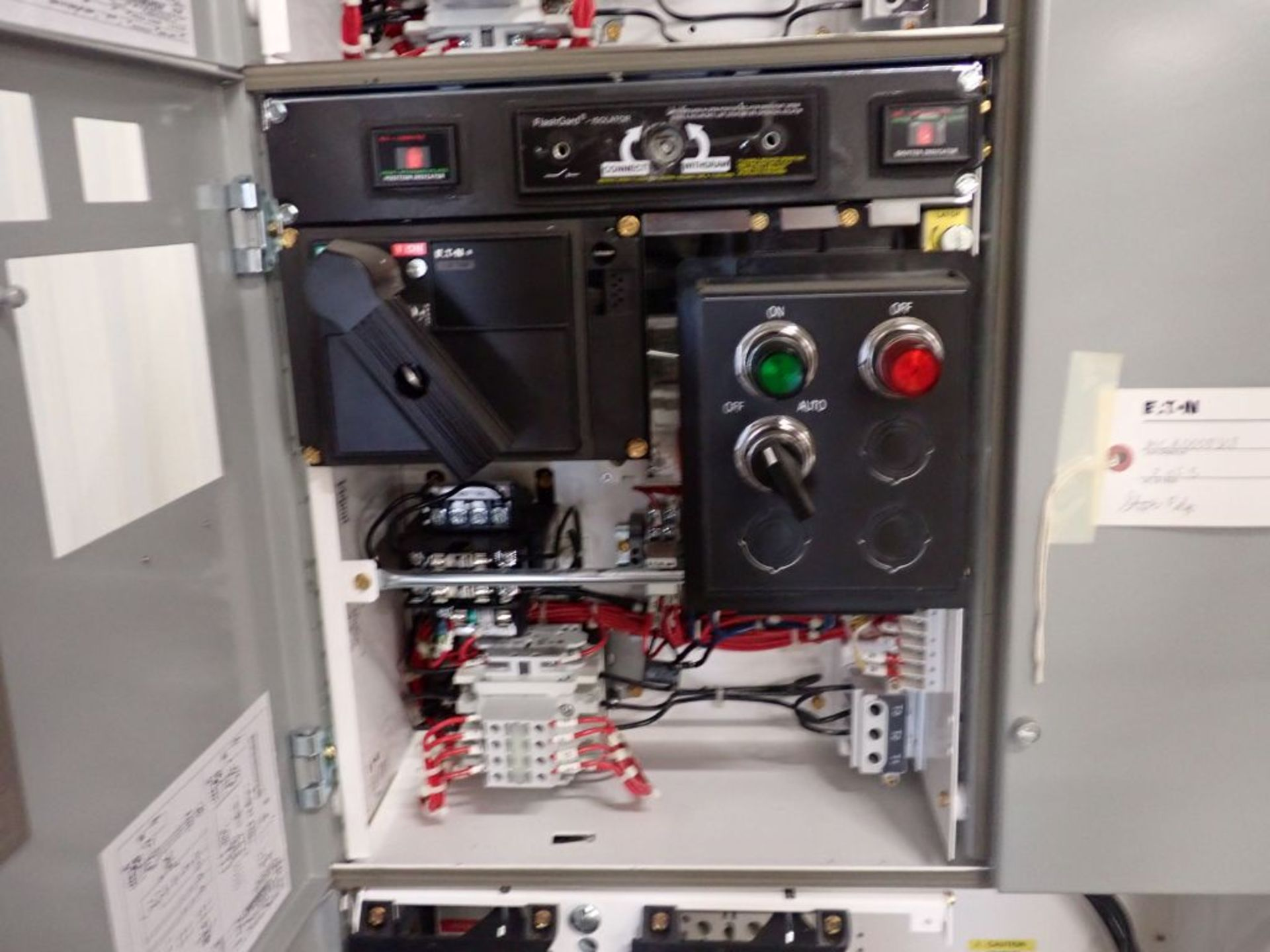 Eaton Freedom 2100 Series Motor Control Center | (2) F208-30A; (1) F208-40A; (1) FDRB-50A; (2) - Image 12 of 37