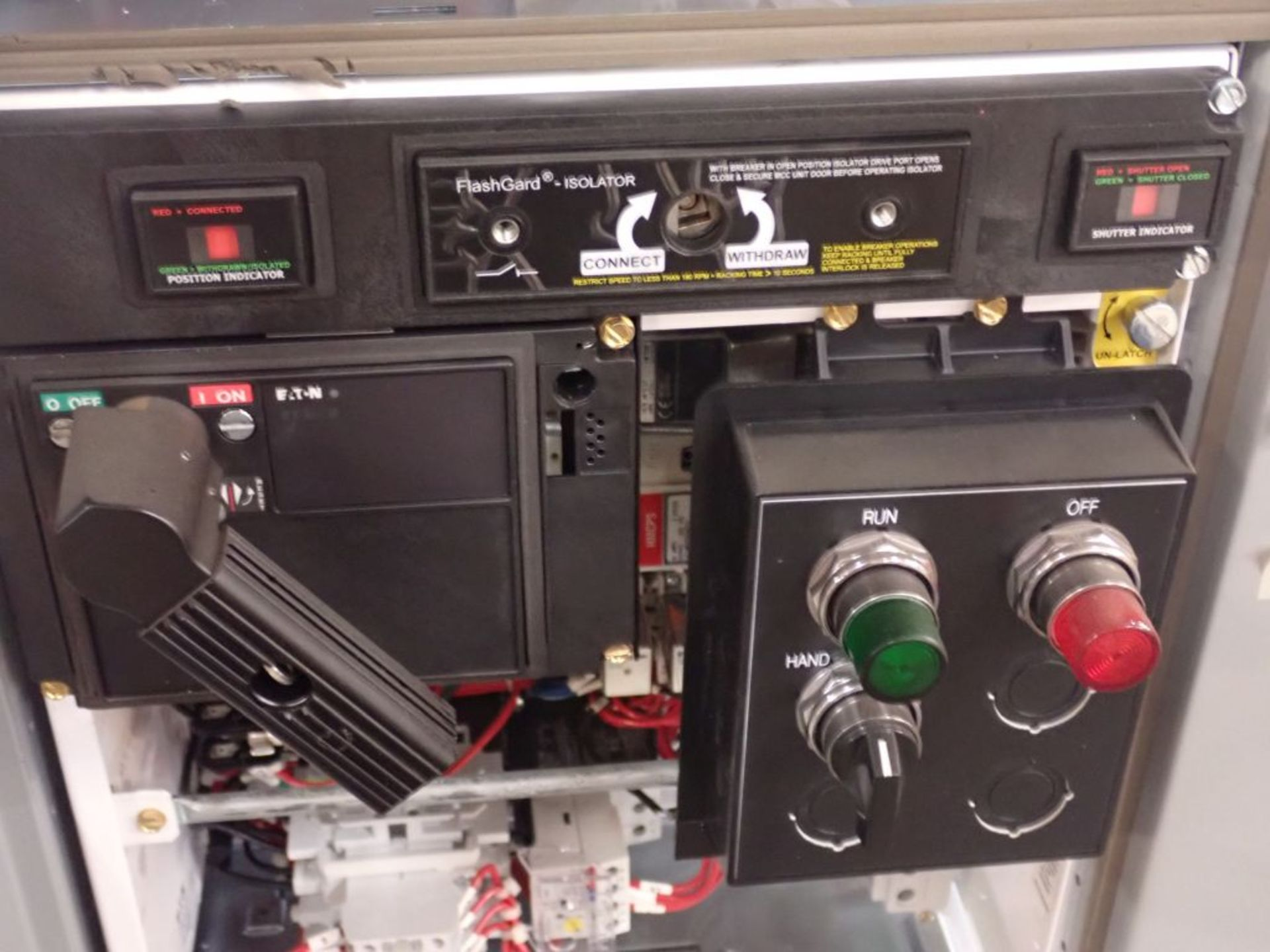 Eaton Freedom Flashgard Motor Control Center | SCR0753278, 480V; (1) INCB-250A, with 400A - Image 62 of 69