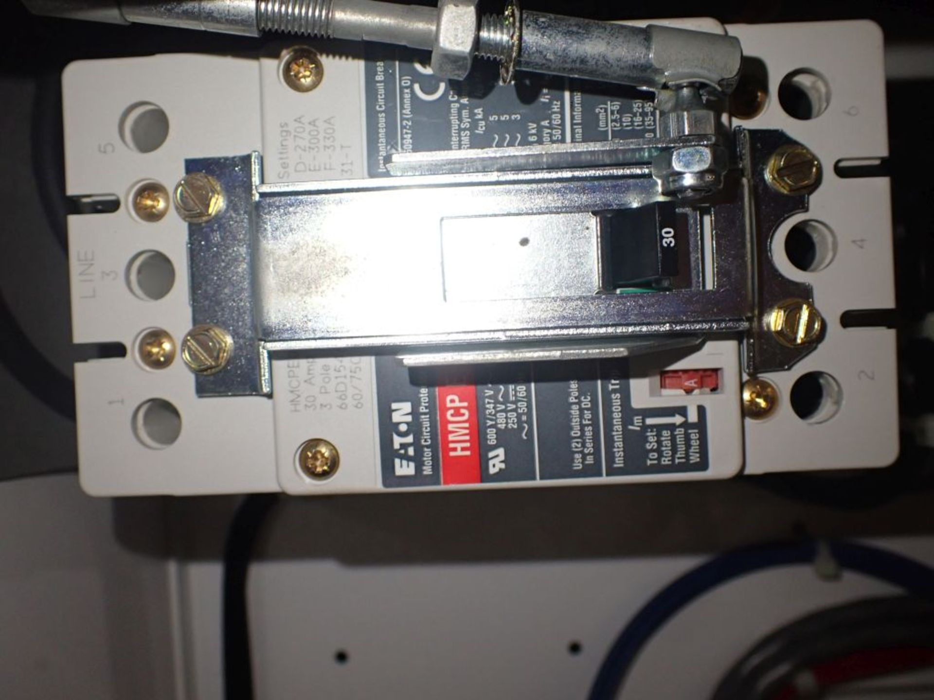 Eaton Freedom 2100 Series Motor Control Center | (2) F206-15A-10HP; (1) FDRB-250A; (1) FDRB-400A; ( - Image 42 of 104
