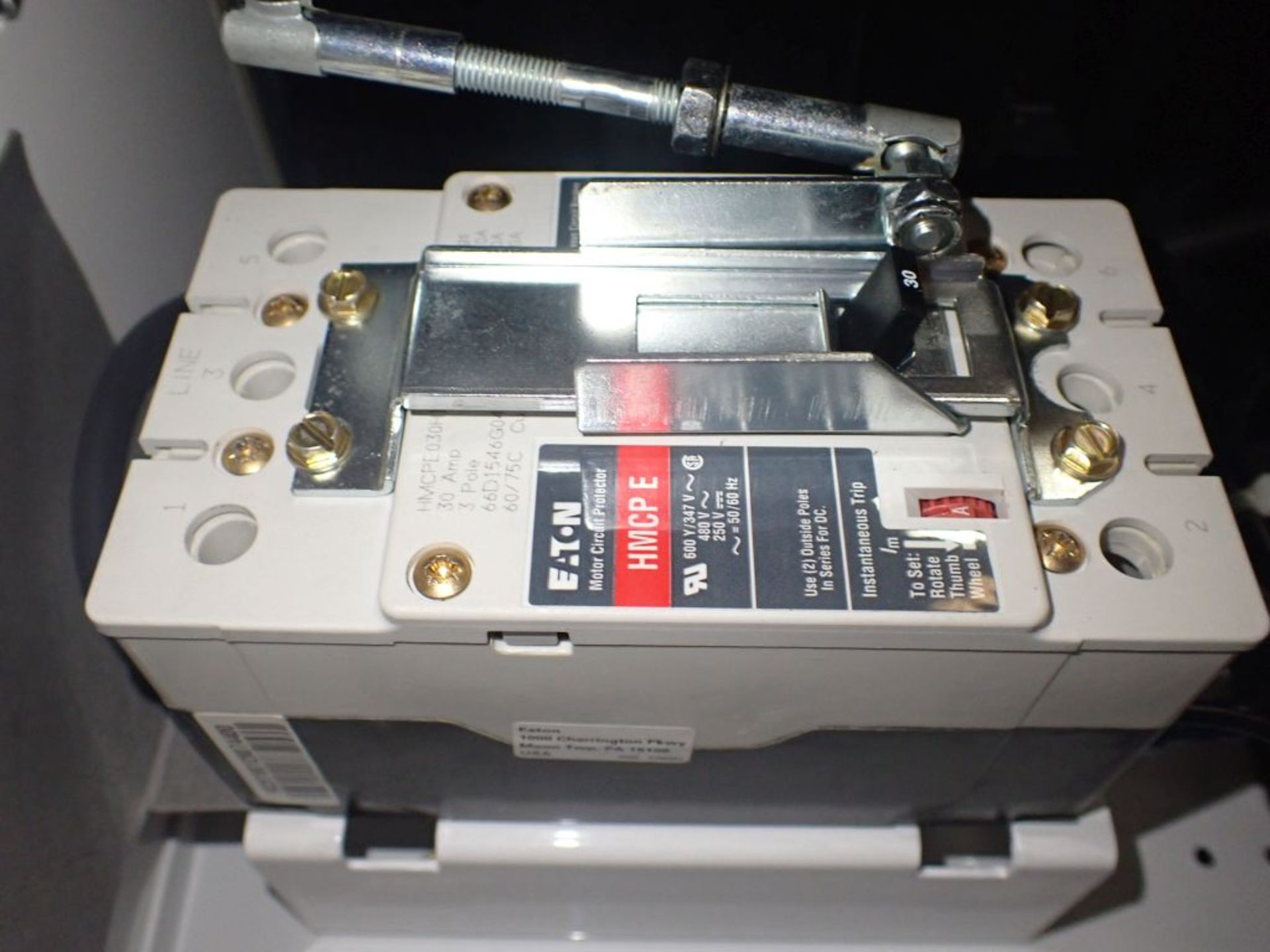 Eaton Freedom 2100 Series Motor Control Center | (2) F206-15A-10HP; (1) FDRB-250A; (1) FDRB-400A; ( - Image 16 of 104