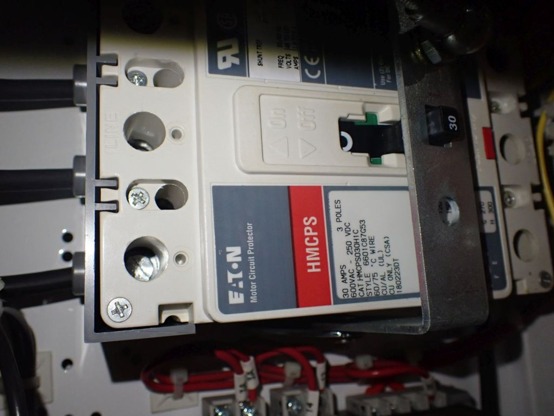 Eaton Freedom Flashgard Motor Control Center | SCR0753278, 480V; (1) INCB-250A, with 400A - Image 57 of 69