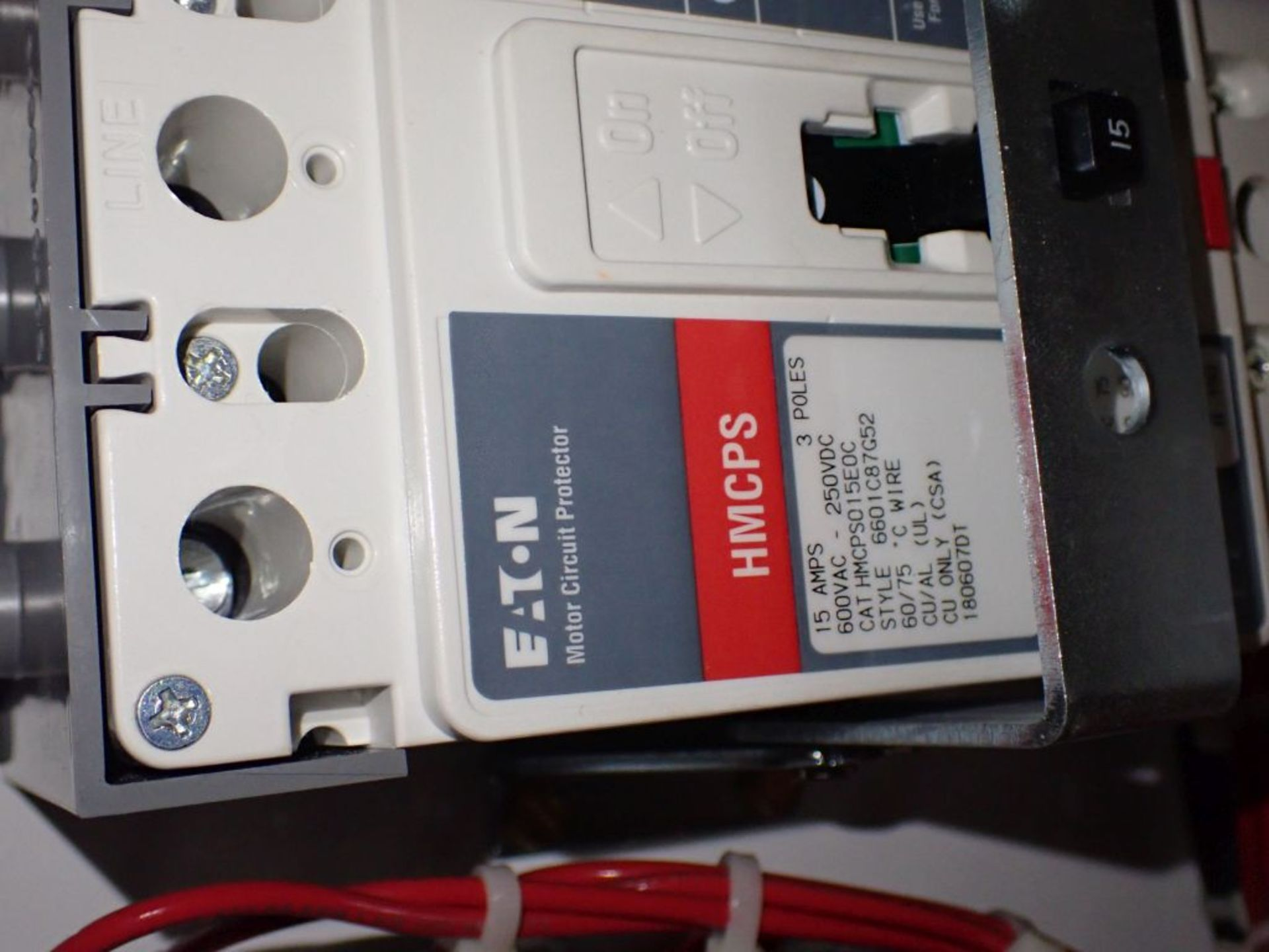 Eaton Freedom 2100 Series Motor Control Center | (11) F206-30A-10HP; (5) F206-15A-10HP; (1) SVX900- - Image 82 of 102