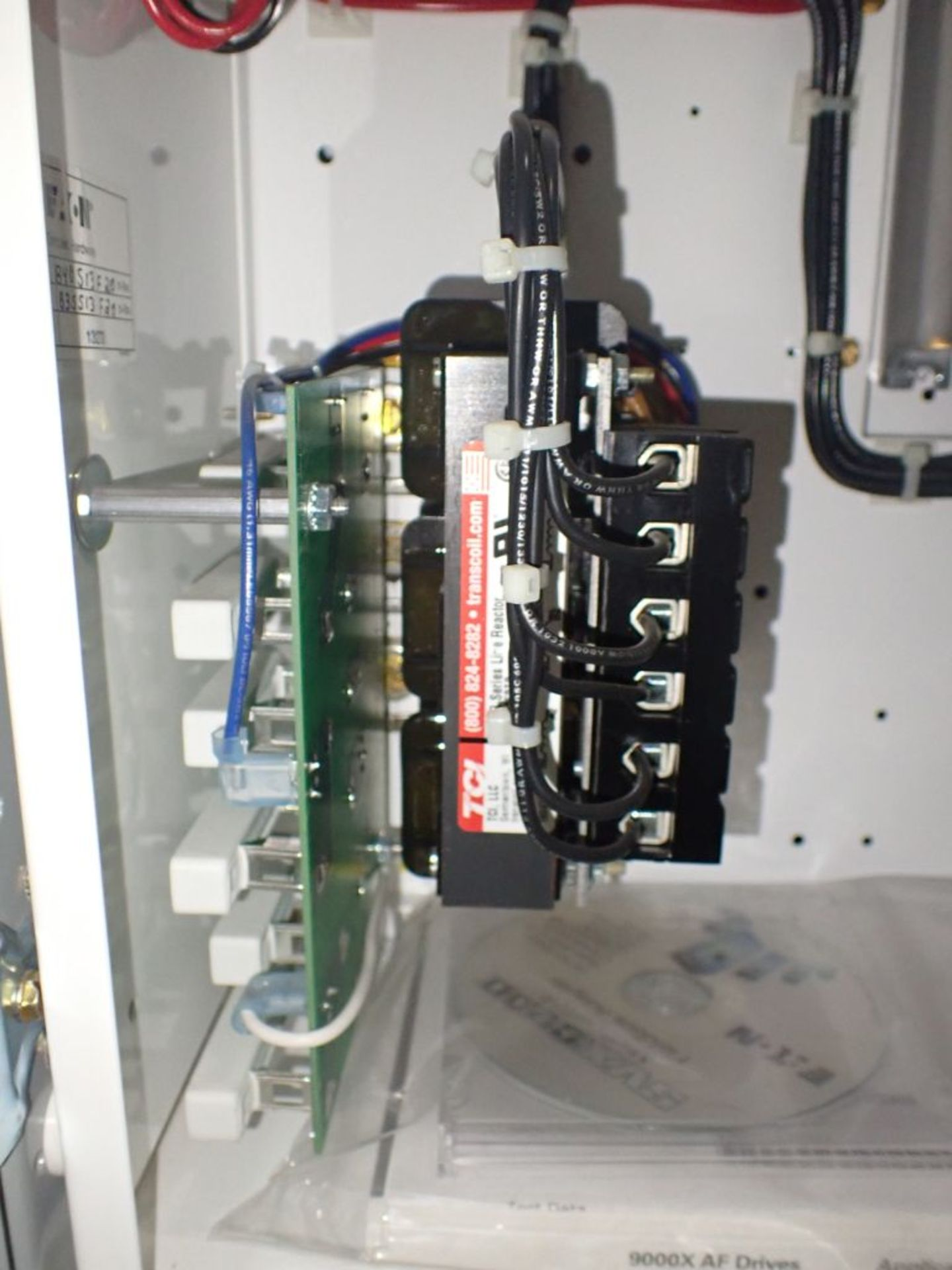 Eaton Freedom 2100 Series Motor Control Center | (2) F206-7A-10HP; (3) F206-15A-10HP; (1) FDRB-100A; - Image 22 of 87